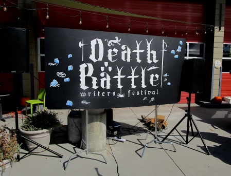 death rattle sign